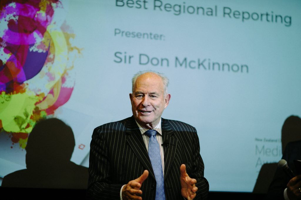 Sir Don McKinnon